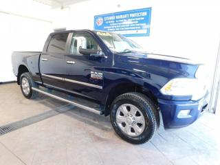 Used 2015 RAM 3500 Longhorn Limited LEATHER NAVI for sale in Listowel, ON