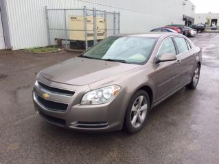 Used 2011 Chevrolet Malibu Berline 4 portes LT for sale in Quebec, QC