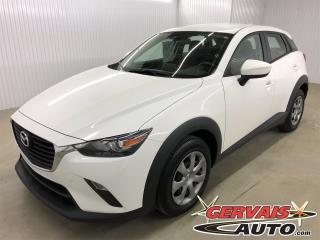 Used 2016 Mazda CX-3 Gx Awd Bluetooth A/c for sale in Trois-Rivières, QC