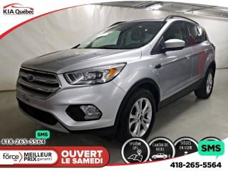 Used 2018 Ford Escape SEL* AWD* GPS* TOIT* CAMERA* BIZONE* for sale in Québec, QC
