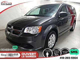 Used 2016 Dodge Grand Caravan Sxt Stow N' Go A/c for sale in Québec, QC