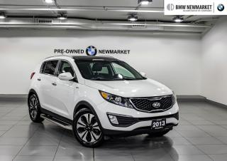 Used 2013 Kia Sportage 2.0T SX Nav at -1OWNER|NO ACCIDENTS| for sale in Newmarket, ON