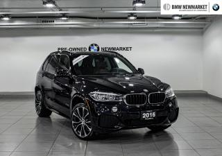 Used 2016 BMW X5 xDrive35i -NO ACCIDENTS| M SPORT LINE| POWER PKG| for sale in Newmarket, ON