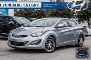 Used 2015 Hyundai Elantra Gl A/c, Mags for sale in Repentigny, QC