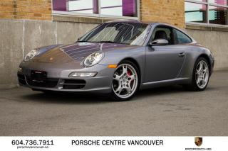 Used 2006 Porsche 911 Carrera S Coupe for sale in Vancouver, BC