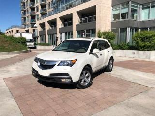 Used 2013 Acura MDX Tech 6sp at ELITE PKG-TECH PKG for sale in Ottawa, ON
