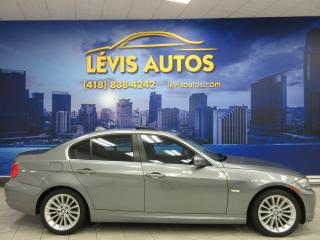 Used 2009 BMW 3 Series 335i Turbo for sale in Lévis, QC