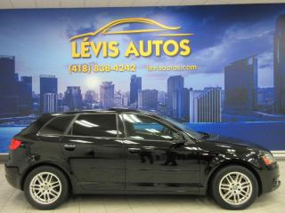 Used 2013 Audi A3 TDI S-LINE AUTOMATIQUE CUIR TOIT OUVRANT for sale in Lévis, QC
