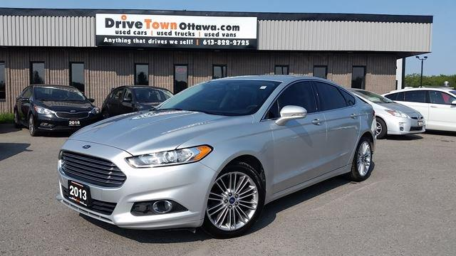 2013 Ford Fusion SE AWD **LEATHER**MOONROOF**NAVIGATION**