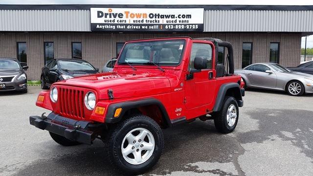2004 Jeep TJ