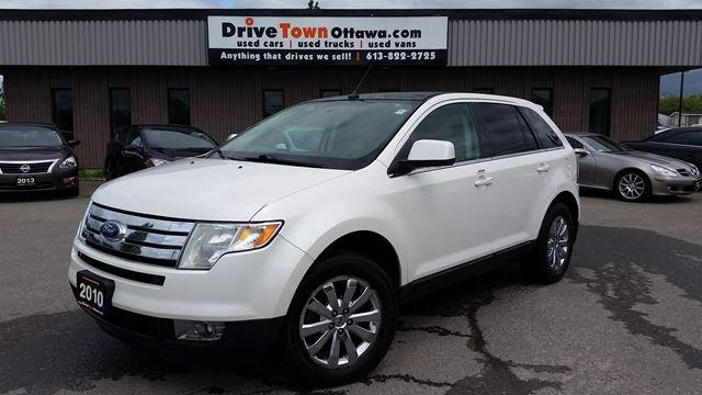 2010 Ford Edge LIMITED 4X4  **PANAROOF**LEATHER**