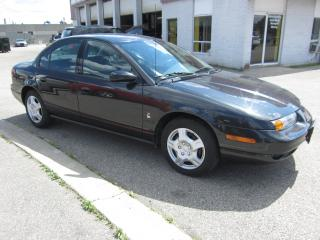 Used 2001 Saturn SL $2,495+HST+LIC FEE / CLEAN CAR FAX REPORT /CERTIFIED for sale in North York, ON