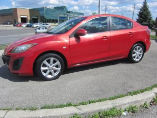 Used 2010 Mazda MAZDA3 GX $5995+HST+LIC / CERTIFIED / for sale in North York, ON