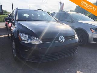 Used 2017 Volkswagen Golf Sportwagen DSG TRENDLLINE 1.8 for sale in Québec, QC