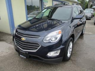 Used 2017 Chevrolet Equinox ALL-WHEEL DRIVE LT EDITION 5 PASSENGER 2.4L - ECO-TEC.. ECON-PACKAGE.. HEATED SEATS.. BACK-UP CAMERA.. BLUETOOTH SYSTEM.. for sale in Bradford, ON