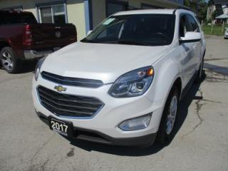 Used 2017 Chevrolet Equinox ALL-WHEEL DRIVE LT MODEL 5 PASSENGER 2.4L - ECO-TEC.. ECON-BOOST.. HEATED SEATS.. BACK-UP CAMERA.. BLUETOOTH SYSTEM.. for sale in Bradford, ON