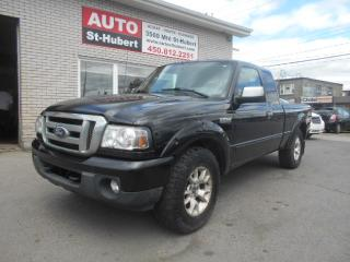 Used 2010 Ford Ranger FX4 4x4 for sale in St-Hubert, QC