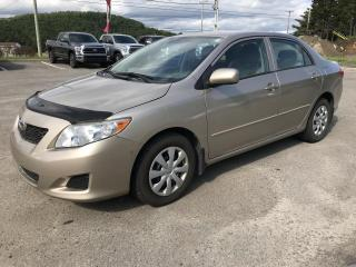 Used 2010 Toyota Corolla Berline 4 portes, boîte automatique, CE for sale in Val-David, QC