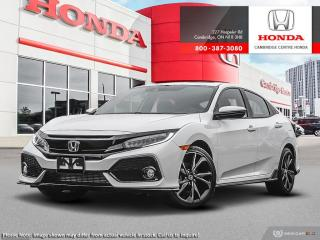 New 2019 Honda Civic Sport Touring SPORT TOURING for sale in Cambridge, ON