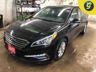 Used 2017 Hyundai Sonata GLS * Sunroof * Active ECO mode * Blind Spot Sensor/Rear Collision Warning/Rear Parking Sensors/Back-Up Camera * Heated Steering/Seats * Alloy rims * for sale in Cambridge, ON