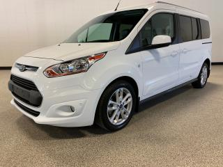 Used 2017 Ford Transit Connect Titanium CLEAN CARFAX, APPLE CARPLAY/ANDROID AUTO, NAVIGATION for sale in Calgary, AB