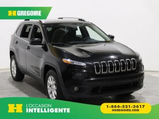 Used 2016 Jeep Cherokee NORTH AWD A/C GR for sale in St-Léonard, QC