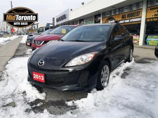 Used 2013 Mazda MAZDA3 GX | One Owner | No Accidents for sale in North York, ON