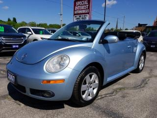 Used 2007 Volkswagen New Beetle 2.5L for sale in Cambridge, ON