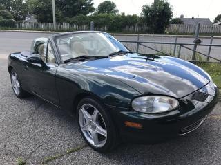Used 1999 Mazda Miata MX-5 for sale in Quebec, QC