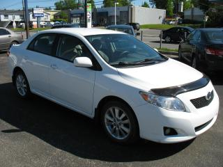 Used 2010 Toyota Corolla LE TOUT ÉQUIPÉ for sale in Quebec, QC