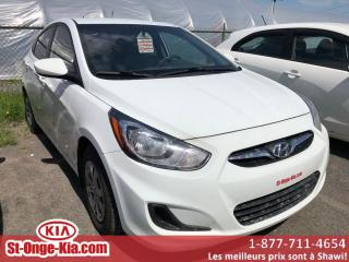 Used 2012 Hyundai Accent Berline manuelle, GL for sale in Shawinigan, QC