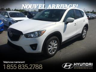 Used 2014 Mazda CX-5 **CUIR** + NAVI + TOIT + MAGS + WOW !! for sale in Drummondville, QC