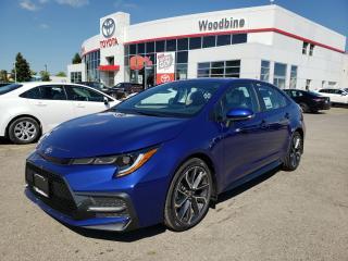 New 2020 Toyota Corolla XSE for sale in Etobicoke, ON