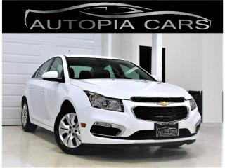 Used 2015 Chevrolet Cruze 4dr Sdn 1LT for sale in North York, ON
