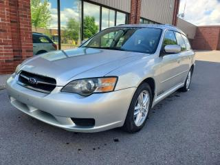 Used 2005 Subaru Legacy 5dr Wgn 2.5i Auto for sale in Scarborough, ON