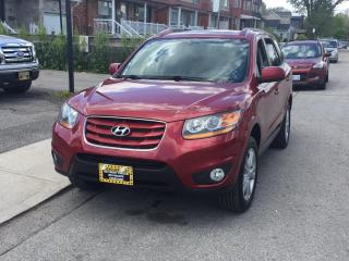 Used 2010 Hyundai Santa Fe AWD 4DR V6 AUTO GL for sale in Scarborough, ON