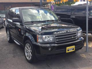 Used 2008 Land Rover Range Rover Sport 4WD 4DR HSE for sale in Scarborough, ON