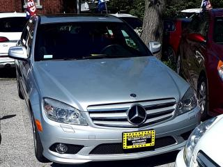 Used 2008 Mercedes-Benz C-Class 4dr Sdn 3.0L 4MATIC for sale in Markham, ON