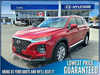 New 2019 Hyundai Santa Fe 2.4L AWD Essential w/Safety Pkg for sale in Port Hope, ON