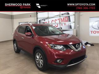 Used 2014 Nissan Rogue SL for sale in Sherwood Park, AB
