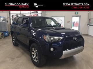 New 2019 Toyota 4Runner TRD Off-Road for sale in Sherwood Park, AB