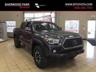 New 2019 Toyota Tacoma TRD Off Road for sale in Sherwood Park, AB