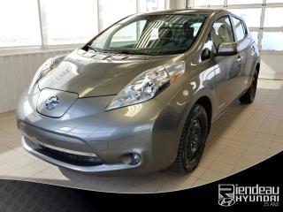 Used 2016 Nissan Leaf SV100 % ÉLECTRIQUE+ NAVIGATION for sale in Ste-Julie, QC