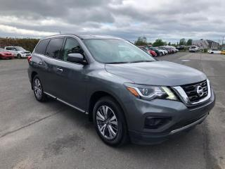Used 2018 Nissan Pathfinder S AWD for sale in Lévis, QC
