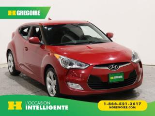 Used 2014 Hyundai Veloster 3DR CPE A/C GR for sale in St-Léonard, QC