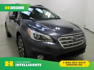 Used 2015 Subaru Outback 3.6R LTD AWD for sale in St-Léonard, QC