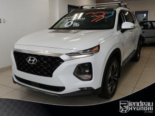 Used 2019 Hyundai Santa Fe Démo - Ultimate for sale in Ste-Julie, QC