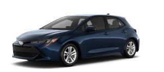 New 2019 Toyota Corolla HATCH SE for sale in Renfrew, ON