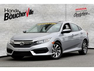 Used 2016 Honda Civic Ex Gar for sale in Boucherville, QC