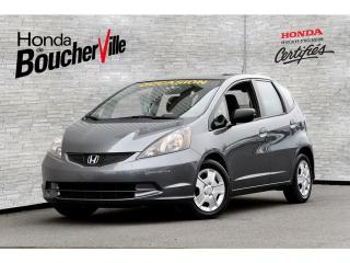 Used 2014 Honda Fit DX-A for sale in Boucherville, QC